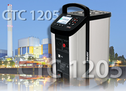 Compact Temperature Calibrator