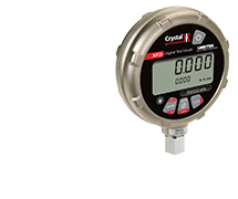 Dual Display Digital Pressure Gauge
