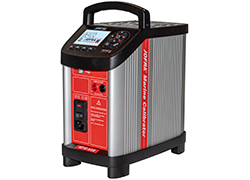 marine temperature calibrator