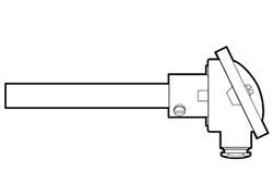 1100 Series Temperature Sensor