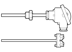 1300 Series Temperature Sensor