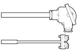 1400 Series Temperature Sensor